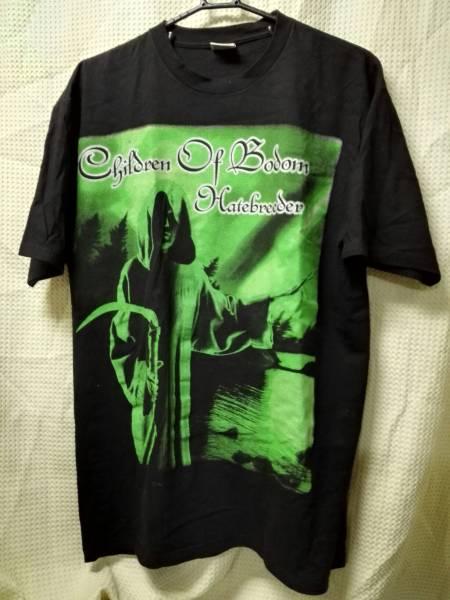 07バンドTシャツ チルドレンオブボドム ヘイトブリーダー L