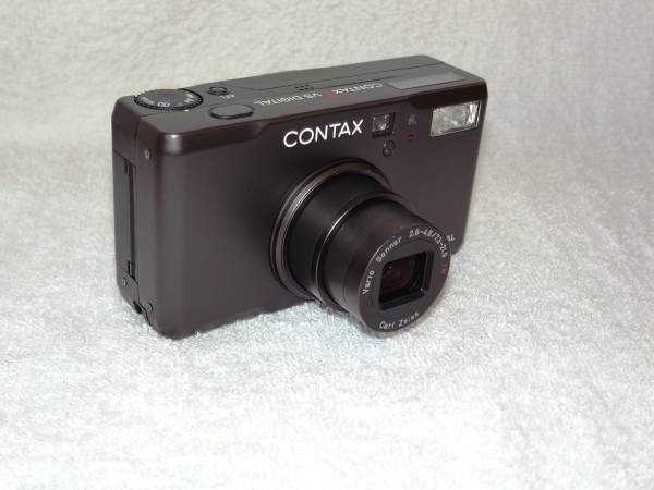 CONTAX TVS DIGITAL BLACK