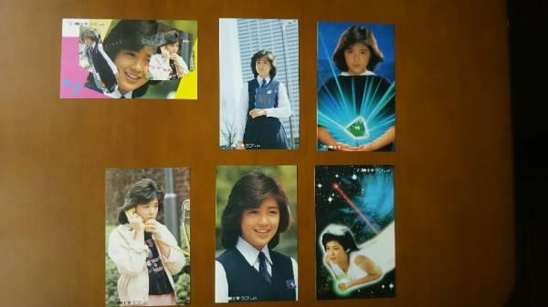 菊池桃子 テラ戦士 サイボーイ カード