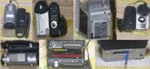 SHARP - シャープ デジタルビデオカメラ viewcamZ バッテリー2個 バッグ リモコンあり