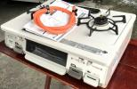 Range, Portable Cooking Stove - 美品 Rinnai リンナイ LPガスコンロ RT64JH-R 右強火 魚焼きグリル未使用 2016年製