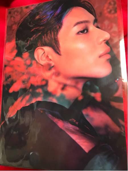 SHINee テミン TAEMIN [Flame of Love]会場限定特典BIGポストカード新品! A