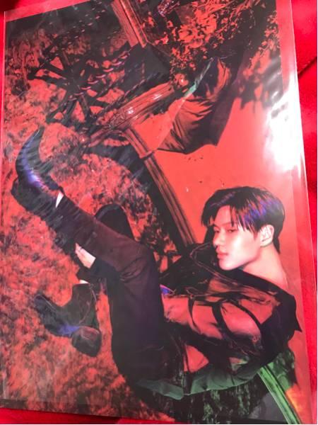 SHINee テミン TAEMIN [Flame of Love]会場限定特典BIGポストカード新品! C