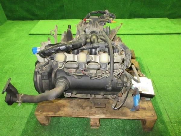 【ジャンク】 ハイゼット GD-S210P エンジン EF-SE ECU付