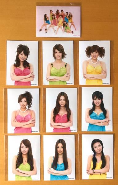 恵比寿マスカッツ/写真10枚セット ライブグッズの画像