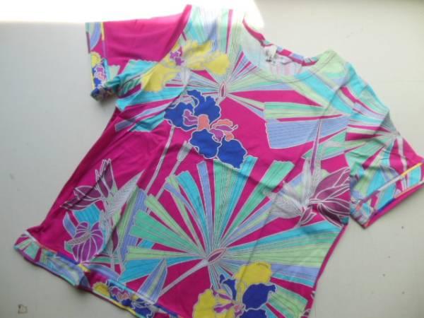LEONARD レオナール  半袖Tシャツ