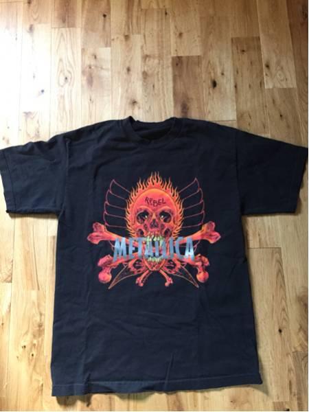 90'S METALLICA T-SHIRTS DESIGNED BY PUSHEAD(パスヘッド デザイン製 メタリカ Tシャツ) ライブグッズの画像