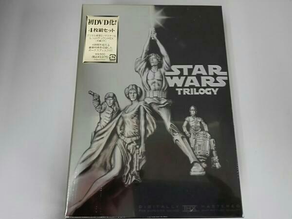 スター・ウォーズ トリロジー DVD-BOX 未開封 ディズニーグッズの画像