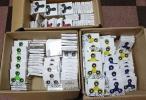 1円~【100個セット!!】全6色 即納◆ハンドスピナー Hand spinner 指 スピナー 大量 まとめ売り 卸し 再販 イベント 夏祭り