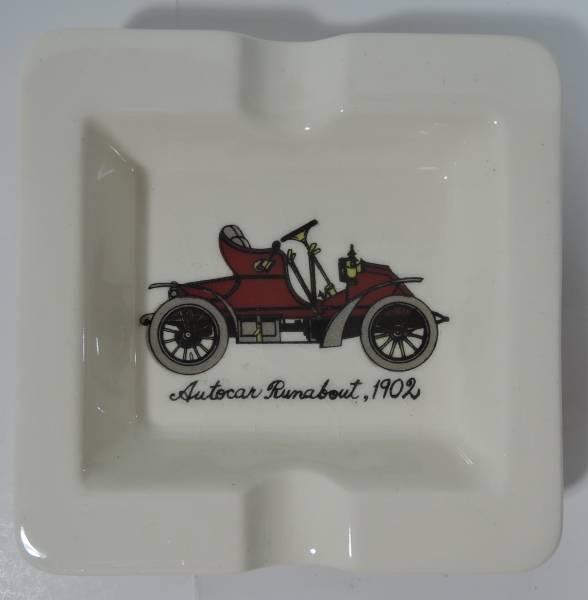 G09■AUTOCAR RUNABOUT 1902 ラナバウト 灰皿■クラッシックカー未使用_画像2