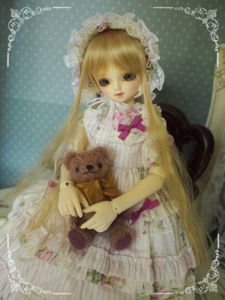 SDM,MSD少女ドレス Flower Garden