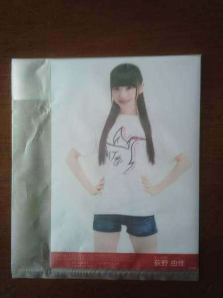 NGT48 1st Anniversary 予約特典 生写真 荻野由佳 ライブグッズの画像