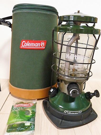 Coleman  コールマン  チューブマントルランタン  2000-455J  96年製 ジャンク品