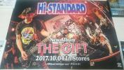 ☆Hi-STANDARD☆THE GIFT☆ポスター☆ハイスタ☆