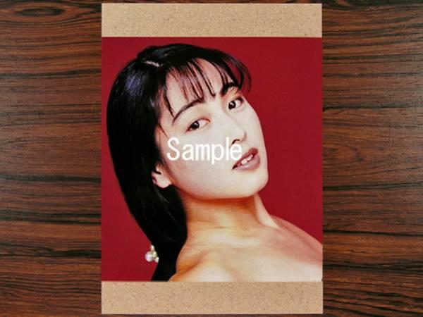蒲池幸子(ZARD・坂井泉水) 2L写真 No.246 ライブグッズの画像
