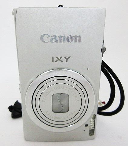 G10●キャノン/Canon★IXY 430F★デジタルカメラ★1600万画素★Wi-Fi★5× IS 4.3-21.5mm 1:2.7-5.9★シルバー★