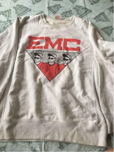 EMC ENJOY MUSIC CLUB トレーナー スウェット Tシャツ punpee