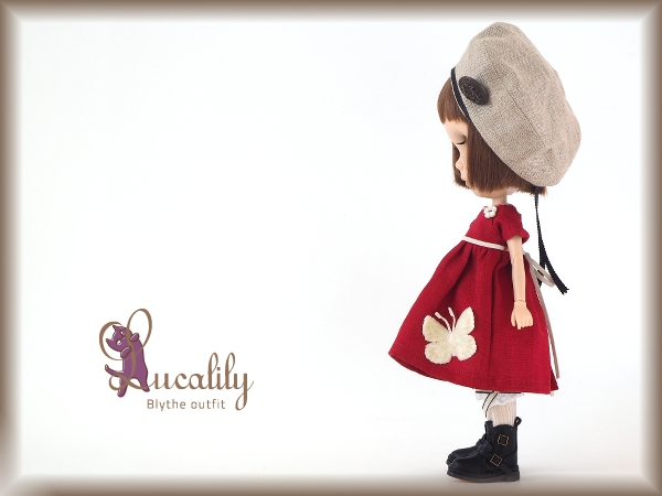 ** Blythe outfit ** Lucalily 546 **