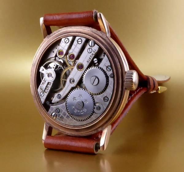 アンティーク ロレックス (ROLEX) マルコーニ腕時計 198754_画像3