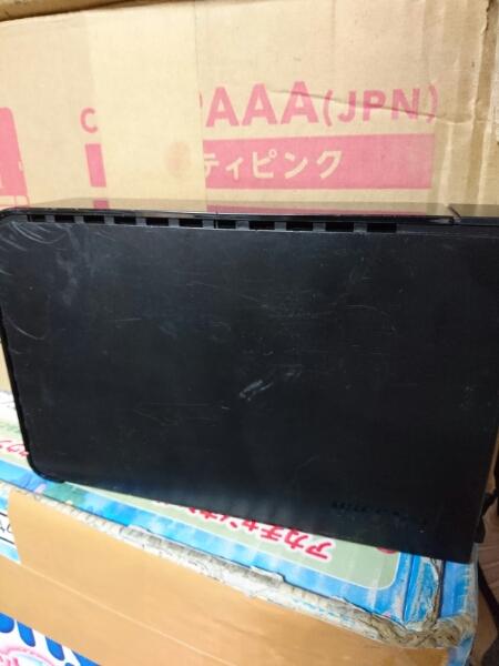 BUFFALO 外付けHDD 3TB HD-LBV3.0TU2 本体のみ 送料無料