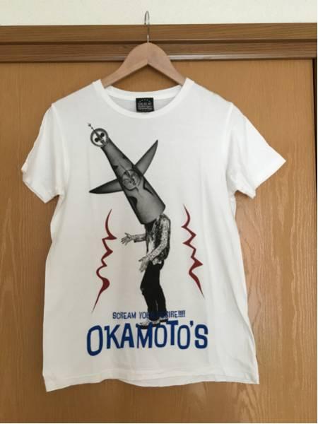 OKAMOTO'S オカモトズ 半袖 Tシャツ 太陽の塔 ライブグッズの画像