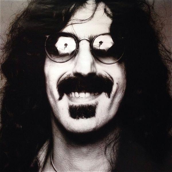 【値下げ】ビンテージ・ポスター■Frank Zappa【95年「Strictly Commercial」プロモポスター】フランクザッパ