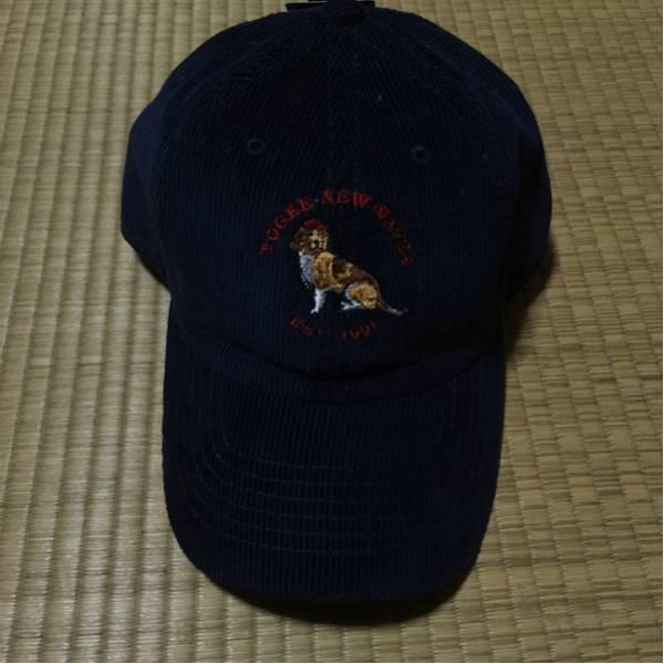 Yogee New Waves Dog Cap キャップ 帽子 ヨギー
