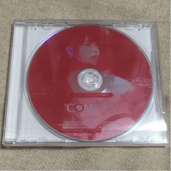 ℃-ute 中島 早貴 ソロアングルDVD 2016秋 ℃OMPASS ライブグッズの画像