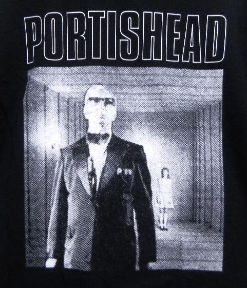 PORTISHEAD Tシャツ massive attack radiohead bjork sigur ros pj harvey my bloody valentine joy division nirvana aphex twin fugazi