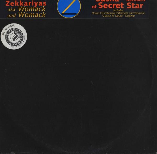 即決(12X2)SECRET STAR/WOMACK & WOMACK *JOE CLAUSSELL