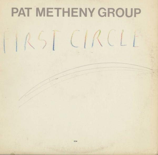 即決(LP)FIRST CIRCLE/PAT METHENY GROUP *LOFT