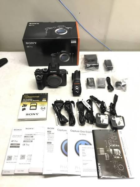 [新古品 デジタル一眼 カメラ]SONY α7RⅡ 【評価99%以上の方のみ】
