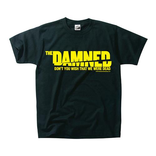 未着用!DAMNEDダムド映画THE DAMNED地獄に堕ちた野郎ども限定オフィシャルTシャツ!