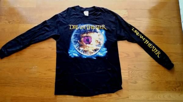 祝来日!95年DREAM THEATERドリームシアターWAKING UP WORLD TOUR日本公演限定長袖Tシャツ!