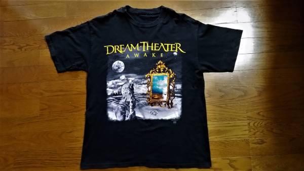 祝来日!95年DREAM THEATERドリームシアターWAKING UP WORLD TOUR日本公演限定Tシャツ 2