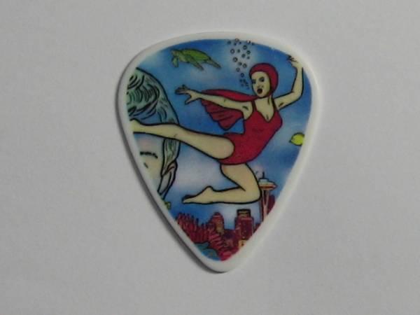 ★パール・ジャム Pearl Jam マイク・マクレディ Mike McCready 2010 Backspacer Tour ギターピック
