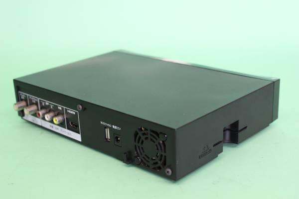 BUFFALO Wチューナー搭載 HDDレコーダー 1TB DVR-W1(動作OK リモコンなし)_画像3