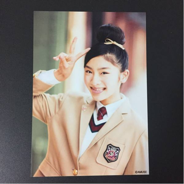 さくら学院 岡田愛 生写真 2015年度 赤レンガセット ライブグッズの画像