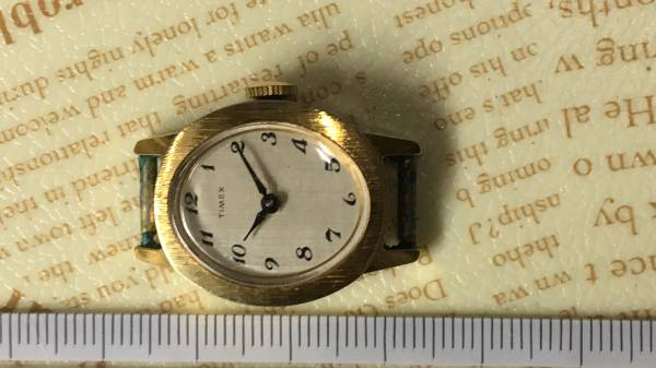 ★ TIMEX ★ ladies manual winding watch s