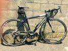 バラ売りOK走行距離100km以内 2016年 corratec CORONES SL 完成車 カーボン コラテック 即決オマケ ロードバイク 自転車