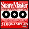 3100音ドラムサンプリングCD/スネア第1弾(AUDIO/AIFF/WAV/AKAI)