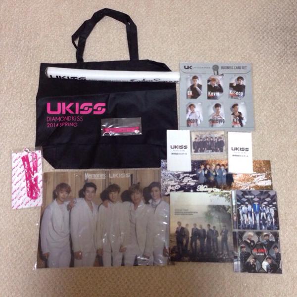 U-KISS ユキス グッズ ライブグッズの画像