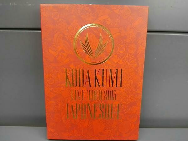 倖田來未 / KODA KUMI LIVE TOUR 2013~JAPONESQUE~ ライブグッズの画像