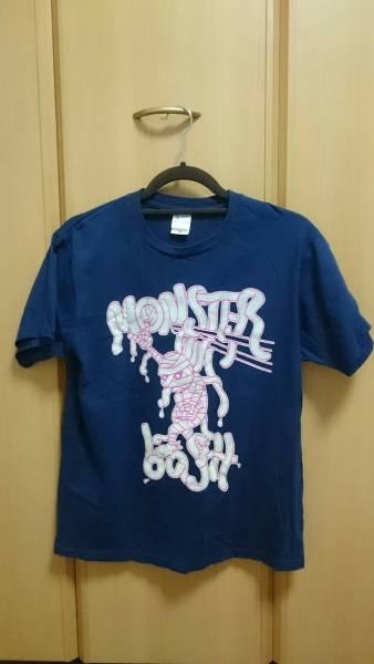 【美品】モンスターバッシュ Tシャツ Mサイズ 2015 夏フェス