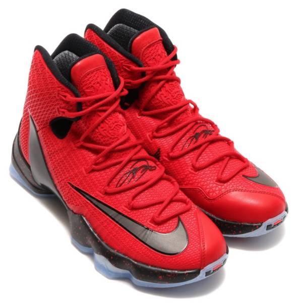 NIKE LEBRON XIII ELITE red   black 26.0cm Nike Revlon 13 Elite red   black  831923-606 2aef4e743
