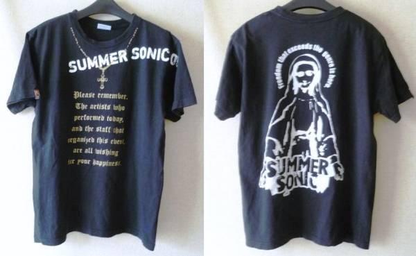 ★SALE★【SUMMER SONIC 2000】TシャツsizeL