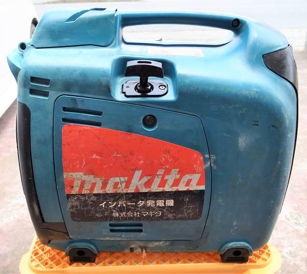 中古完動品 OH済! マキタ makita G140IS インバータ式発電機 メンテナンス済 明細書あり
