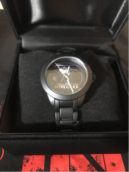 新品未使用 ANDROGYNOS VIP席チケット特典 腕時計 PIERROT DIR EN GREY ライブグッズの画像