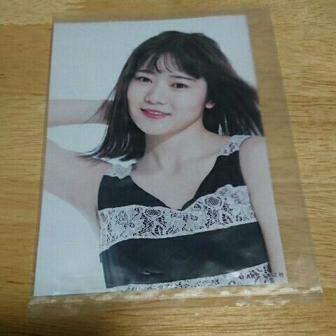 中野郁海 AKB48 team8 3rd Anniversary Book チーム8 3周年 アニバーサリーガイドブック 特典 生写真 ライブ・総選挙グッズの画像