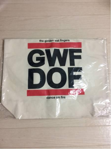 未開封 the golden wet fingers トートバッグ GWF チバユウスケ